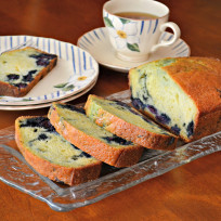 Lemon Blueberry Bread Recipe