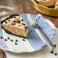 Chocolate Peanut Butter Pie Recipe
