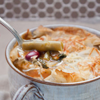 Vegetable Pot Pie Recipe