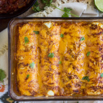 Healthy-chicken-enchiladas-photo