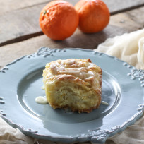 Orange Sticky Buns Recipe