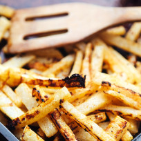 Jicama Fries Recipe