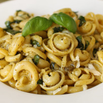 Lemon Pesto Pasta Recipe
