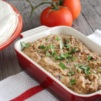 Vegetarian Refried Beans Recipe