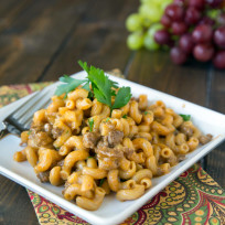 Cheeseburger Macaroni Recipe