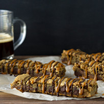 Rolo Cookie Bars Recipe