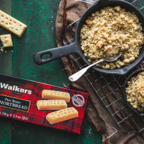 Walkers Shortbread Mini Apple Pear Crisps Recipe