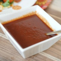 Homemade Taco Sauce