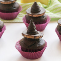 Witch Hat Cupcakes Recipe