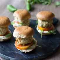 Chicken Meatball Sliders Recipe