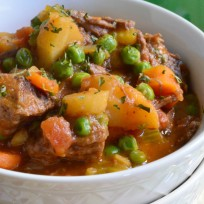 One Pot Beef Stew Recipe