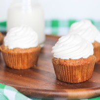 Apple Spice Cupcakes Recipe