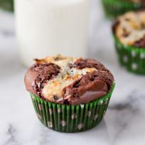 Cream Cheese Brownie Cupcakes Recipe