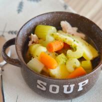 Gluten Free Chicken Noodle Soup Recipe