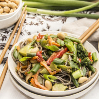 Soba Noodle Stir Fry Recipe