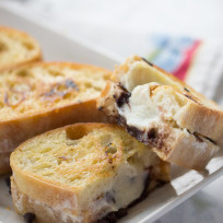Cannoli Grilled Sandwich Recipe