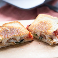Lasagna Grilled Cheese Recipe