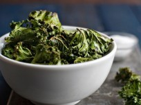 Kale Chips: Crispy and Addictive
