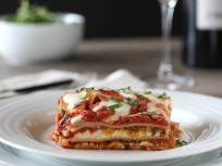 Tofu Lasagna: Packed with Vegetables, Great Taste