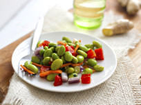 Edamame Salad: The Perfect Spring Side Dish