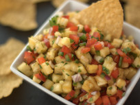 Pineapple Salsa: A Creative Alternative