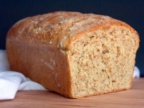 Honey Oatmeal Bread & Magimix Toaster Giveaway
