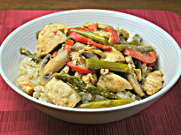 Ponzu Chicken Stir Fry: An Asian Sensation