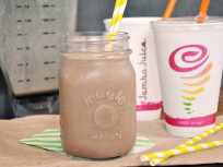 Jamba Juice Peanut Butter Moo'd Smoothie: Homemade and the Best!