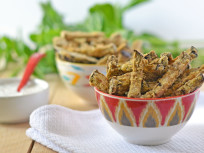 Eggplant Fries: Crispy Delicious Side