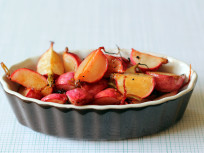 Roasted Radishes: Sweet Nutty Side Dish