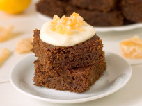 Gluten Free Gingerbread Cake: A Treat for Thanksgiving and Christmas