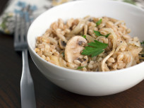Farro Risotto: Wholesome Whole Grain
