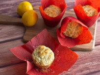 Luscious Lemon Poppyseed Muffins