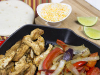 Homemade Chili's Chicken Fajitas for the Dinner Win