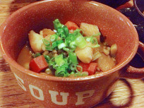 Vegan Stew with Irish Flair