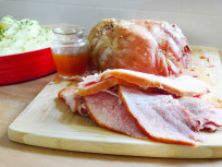 Crock Pot Ham: Easy Easter