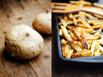 Jicama Fries: Spiced Just Right