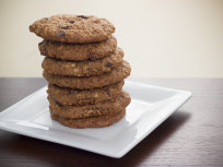 Protein Cookies: Double Down on Chocolate