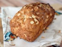 Almond Bread: Quick Bread Extraordinaire