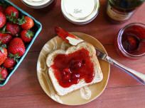 Strawberry Balsamic Jam You Just Have to Try