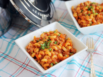 Homemade Hamburger Helper & Huge Le Creuset Giveaway