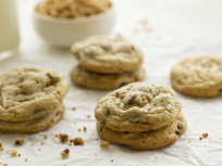 Heath Bar Cookies: Toffee-tastic