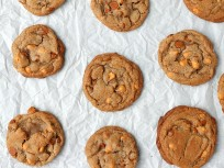 Brown Butter Cinnamon Butterscotch Cookies