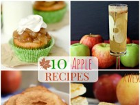 10 Delicious Apple Recipes to Make Your Autumn More Awesome