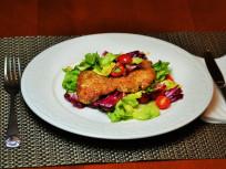 Gluten Free Chicken Milanese