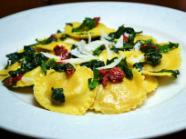 Brown Butter Ravioli