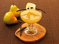 Pear Vanilla Martini