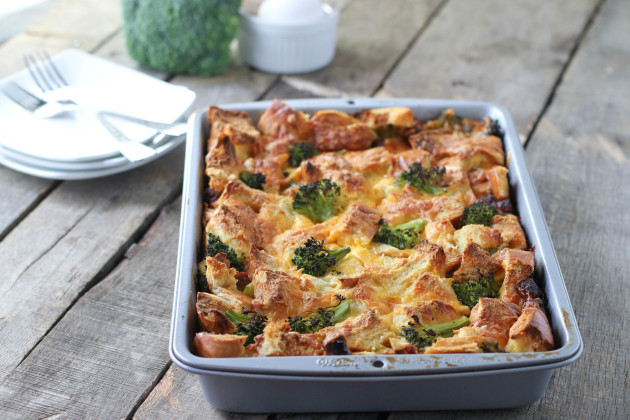 Sausage Strata (Egg Bake)