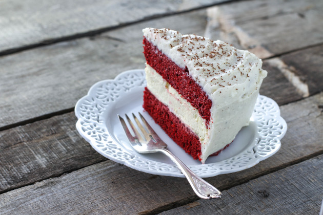 Cheesecake Factory Red Velvet Cheesecake