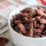 Sugared Pecans Photo